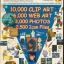 CLIP ART Collection Volume 12 thumbnail 1