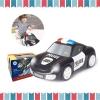 รถตำรวจ Huile Toys Rapid Police Car