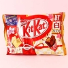 KitKat White Chocolate & Milk Chocolate คิทแคท ไวท์ช็อคโกแลต และ มิลค์ช็อคโกแลต
