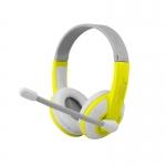 NUBWO หูฟัง รุ่น NO-520Y เหลือง