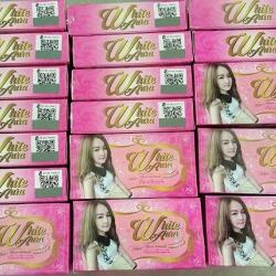 สบู่ไวท์ออร่า WhiteAura Miracle carrot soap