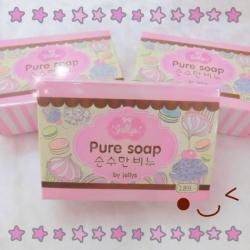 Pure Soap by jellys สบู่เจลลี่ เพียวโซฟ