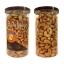 Cashew Nut เม็ดมะม่วงหิมพานต์อบ เม็ดใหญ่ พร้อมทาน ตรา Gimyong Can กระป๋องซีลฝาดึง กระป๋องใหญ่ 400 กรัม