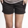 กางเกงคนท้อง Liz Lange maternity Shorts : Over the Belly สีดำ