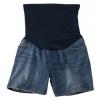 กางเกงคนท้อง ยีนส์คนท้อง ขาสั้น พยุงครรภ์สูง สะโพก 38-40 นิ้ว