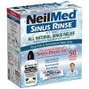 Neilmed Sinus Rinse เซ็ตขวดล้างจมูก + ผงน้ำเกลือ 50 ซอง