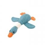 ของเล่นตุ๊กตาห่าน เคี้ยวสนุกราคาส่ง(ชิ้นละ 159 บาท)ฟ้า