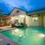 บ้านแสงสี พูลวิลล่า หัวหิน ซอย 88 3ห้องน่้ำ 2ห้องน้ำ