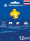 PlayStation Plus Thai 12 month
