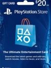 PSN Card 20 US