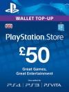 PSN Card UK £50