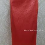 ผ้าถุงไหมสำเร็จรูป สีชมพูบานเย็น เอว30 นิ้วเลื่อนได้ถึง32 นิ้ว