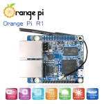 Orange Pi R1 : H2+ 256MB Quad Core Cortex-A7 Open-source development board