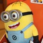Despicable Me2 - Minion Dave with Pop-Out Eyes** ขายดี** พูดได้