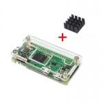 กล่องสำหรับบอร์ด Raspberry Pi Zero พร้อมแผ่นระบายความร้อน