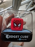 ขาย Fidget Cube Zuru by Antsy Labs Marvel VS DC Edition
