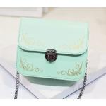 กระเป๋าสะพายข้างทรงนิยม สีสัน มีให้เลือกใช้ได้กับทุกงาน - เขียว