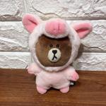 PIG BROWN #01