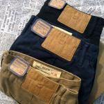 *Pre Order*กางเกงยีนส์ 14.5oz Okayama INDIGO&CHINO Selvage Denim Japan size 29-36