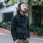 *Pre Order*Men's Jacket Jeans Brand Nazze japanese fashion size M-2XL