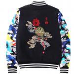 *Pre Order*Jinzhong embroidery baseball Jacket แฟชั่นญี่ปุ่น size M,L,XL,2XL