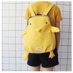 *Pre Order*Campus Bag กระเป๋าเป้นักเรียนญี่ปุ่น ผ้าใบกันน้า/เล็ก18*136 cm./ ใหญ่ 37*19*13 cm.