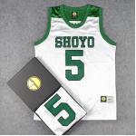 *Pre Order*SD slam dunk No.5 Shoyo Hanagata เสื้อกีฬา Basketball size M-2XL