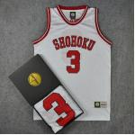 *Pre Order*SD slam dunk No.3 Shohoku Haruko Akita เสื้อกีฬา Basketball size M-2XL