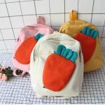 *Pre Order*Campus Bag กระเป๋าเป้นักเรียนญี่ปุ่น ผ้าใบสีหวาน/32x26x11 cm.