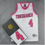 *Pre Order*SD slam dunk No.4 Tomigaoka Rukawa เสื้อกีฬา Basketball size M-2XL