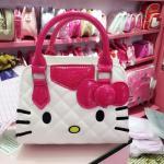 *Pre Order*Kitty Cute Girls Little Girl กระเป๋าสะพายพียูปักลาย