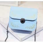 กระเป๋าสะพายข้างทรงนิยม สีสัน มีให้เลือกใช้ได้กับทุกงาน - ฟ้า
