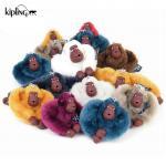 *Pre Order* KIPLING Orangutan Bag Keychain K16479 พวงกุญแจลิงมีลูก (แบรนด์แท้)