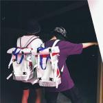*Pre Order* กระเป๋าเป้แฟชั่น,เป้นักเรียนสไตล์ญี่ปุ่น ขนาด 15 นิ้ว = 50x29x15 cm.