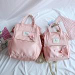 *Pre Order*Campus Bag กระเป๋าเป้นักเรียนญี่ปุ่น ผ้าใบกันน้า/40x30x16 cm.