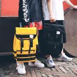 *Pre Order* กระเป๋าเป้แฟชั่น,เป้นักเรียนสไตล์ญี่ปุ่น ขนาด 14 นิ้ว = 50x29x15 cm.