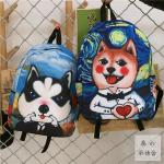 *Pre Order* กระเป๋าเป้ผ้าใบ/เป้แฟชั่นญี่ปุ่นBC-CX ขนาด 14 นิ้ว/ 40x30x13 cm.