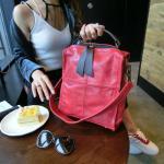 *Pre Order* กระเป๋าถือ,สะพายแฟชั่นเกาหลีคุณภาพดี ขนาด 25x28x12 cm.