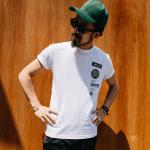 *Pre Order*เสื้อยืดแขนสั้น Nazze japanese fashion Summer Coolผ้าฝ้าย 100% size M-L-XL