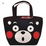 *Pre Order*Kumamoto Cute Girls canvas bag กระเป๋าเก็บความร้อน