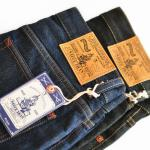 *Pre Order*กางเกงยีนส์ SAUCE ORIGIN Zipper 310XX-S Pants ผู้ชายญี่ปุ่น 14.5 oz. size W28-38