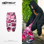 *Pre Order*LAY LOW Barbells foot Jogger Pants กางเกงลำลองแฟชั่นญี่ปุ่น size M-L-XL