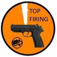 Top Firing 8mm.PAK Blank gun