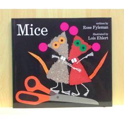 Mice by Rose Fyleman