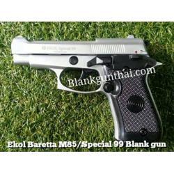 Front Firing 9mm PAK Blank gun - Blank Gun , blankgunthai