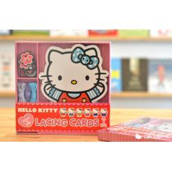 ร้อยเชือก Hello Kitty: Lacing Card