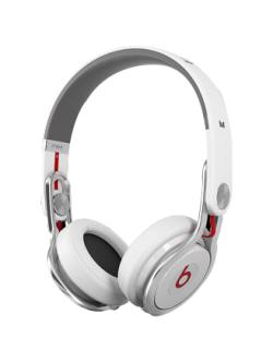 หูฟัง Beats Mixr White