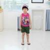 เสื้อผ้าเด็ก เสื้อกล้ามเด็ก ไซด์ 90,100,110,120,130