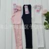 เสื้อผ้าเด็กขายส่งยกแพ็ค กางเกงเลคกิ้ง สีน้ำเงิน ต่อขาด้วยลูกไม้คลาสสิค แพ็ค 5 ตัว ไซด์ 5-13