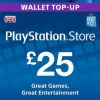 PSN Card UK £25
